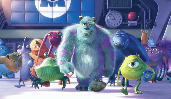Monsters Inc. Series