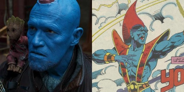 Proof that Yondu (Michael Rooker) really was a good guy all along