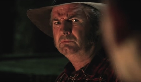 Mick Taylor has sinister intentions for some hitchhikers
