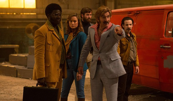 Free Fire Shartlo Copley points out, while Brie Larson and Armie Hammer hang back