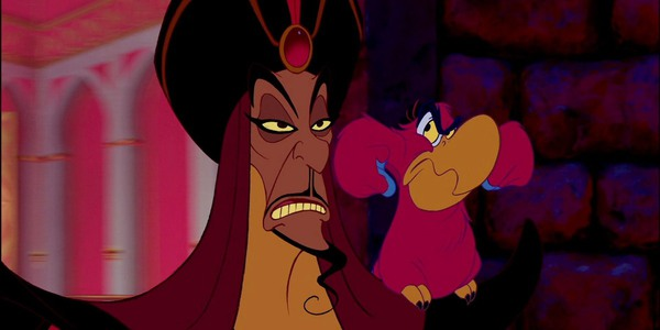 Screenshot of Jafar from Aladdin (1992)