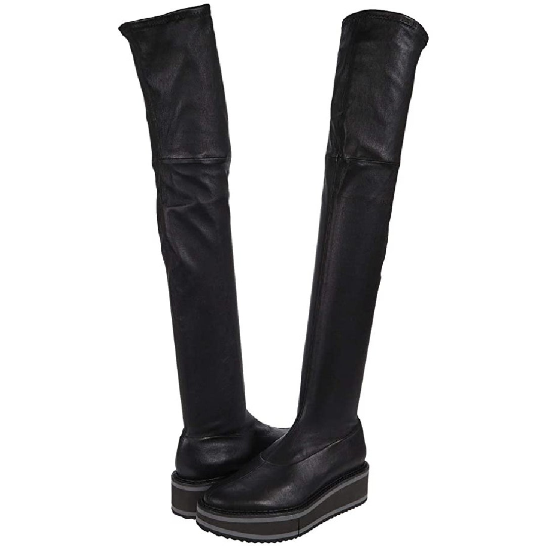 how to wear over the knee boots studded over the knee boots
