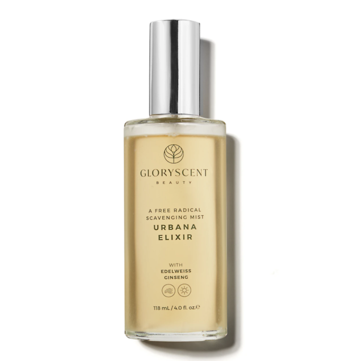 Gloryscent Beauty Urbana Elixir with Edelweiss and Ginseng
